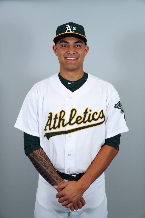 2017 Oakland Athletics Photo Day
