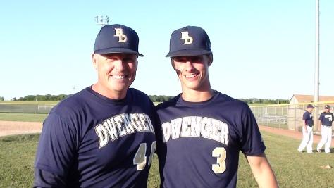 dwenger baseball 2
